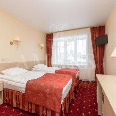 Амакс Премьер Отель Стандартный номер разные типы кроватей фото 6