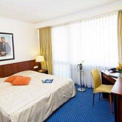 Superior Hotel Präsident 3* Номер Делюкс с двуспальной кроватью фото 8