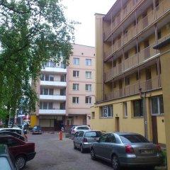 Отель Apartament Saski Варшава парковка