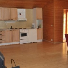 Отель Karasjok Camping в номере