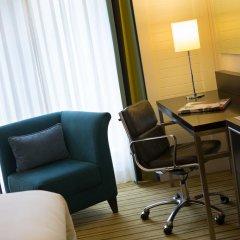 Renaissance Amsterdam Hotel 5* Номер Делюкс с различными типами кроватей фото 5
