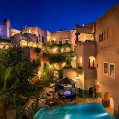 Отель Kasbah Dar Daif Марокко, Уарзазат - отзывы, цены и фото номеров - забронировать отель Kasbah Dar Daif онлайн приотельная территория