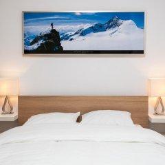 Отель EXCLUSIVE Aparthotel Улучшенные апартаменты с различными типами кроватей фото 30