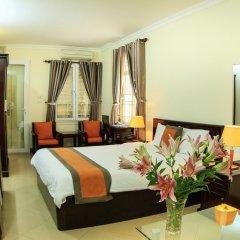 Heart Hotel 2* Номер Делюкс с двуспальной кроватью фото 19