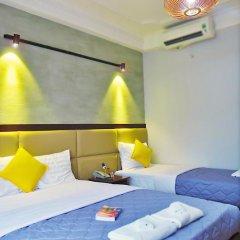 Giang Son 1 Hotel Стандартный номер с различными типами кроватей фото 5