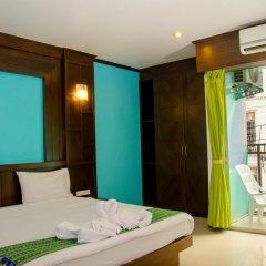 Hawaii Patong Hotel 3* Улучшенный номер с двуспальной кроватью фото 8