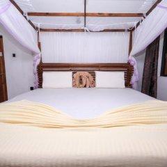 Отель Negombo Village 2* Номер Делюкс с различными типами кроватей фото 4