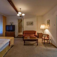 Отель Slaby&Bambur Residence Castle 4* Улучшенные апартаменты с разными типами кроватей фото 10