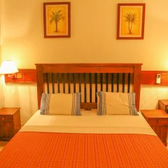 Mamas Coral Beach Hotel & Restaurant 3* Стандартный номер с двуспальной кроватью фото 3