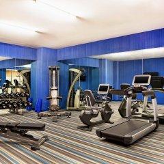 Отель Aloft Chicago City Center фитнесс-зал