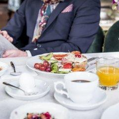 Отель Hôtel Eggers Швеция, Гётеборг - отзывы, цены и фото номеров - забронировать отель Hôtel Eggers онлайн питание фото 2