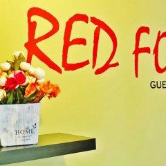 Отель Red Fox Guesthouse интерьер отеля фото 3