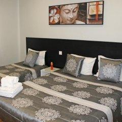 Отель Residencial Lunar 3* Стандартный номер с различными типами кроватей фото 11