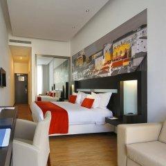 Jupiter Lisboa Hotel 4* Улучшенный номер с двуспальной кроватью фото 4
