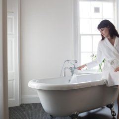 Barony Castle Hotel ванная фото 2