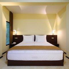 Hotel Nadezda 4* Улучшенный номер с двуспальной кроватью фото 5