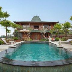 Отель Ti Amo Bali Resort бассейн фото 2