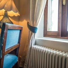 Отель Castello Di Mornico Losana Номер Делюкс фото 25