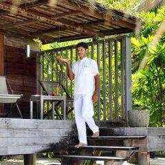 Отель Gangehi Island Resort фитнесс-зал фото 2