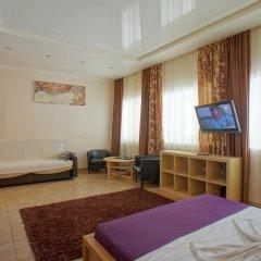 Гостиница Kompleks Nadezhda 2* Стандартный номер с двуспальной кроватью фото 12