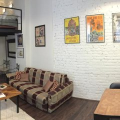 Authentic Belgrade Centre Hostel комната для гостей фото 5