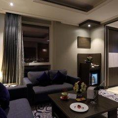 Swiss International Royal Hotel Riyadh 4* Представительский люкс с различными типами кроватей фото 2