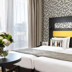 Отель Citadines Tour Eiffel Paris 4* Студия с различными типами кроватей фото 13