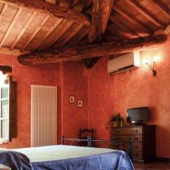 Отель Villa Di Nottola 4* Номер Делюкс с различными типами кроватей фото 6