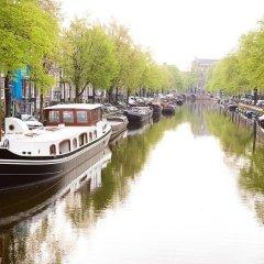 Отель Prinsenboot Нидерланды, Амстердам - отзывы, цены и фото номеров - забронировать отель Prinsenboot онлайн приотельная территория
