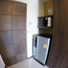 Отель Benjamas Place Номер Делюкс с различными типами кроватей фото 2