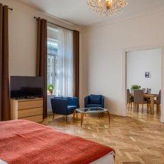 Апартаменты Apartments 39 Wenceslas Square Улучшенные апартаменты с различными типами кроватей фото 17
