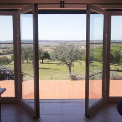 Отель Monte do Arrais балкон