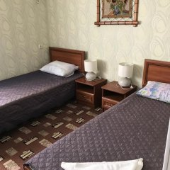 Galian Hotel 3* Номер Комфорт двуспальная кровать фото 10