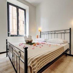 Отель Ad Hoc B&B Стандартный номер с двуспальной кроватью (общая ванная комната) фото 17