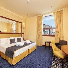 Отель Occidental Praha Wilson 5* Улучшенный номер с двуспальной кроватью фото 4