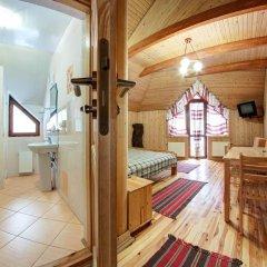 Семейный отель Горный Прутец 3* Номер Делюкс с различными типами кроватей фото 4