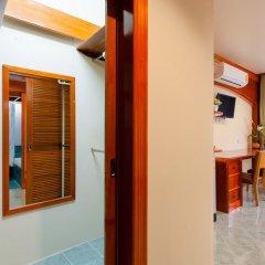 Отель ID Residences Phuket 4* Стандартный номер с двуспальной кроватью фото 9