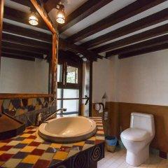 Отель Namobuddha Resort Непал, Бхактапур - отзывы, цены и фото номеров - забронировать отель Namobuddha Resort онлайн ванная