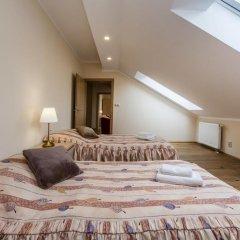 Отель Aparthotel Lublanka 3* Люкс с различными типами кроватей фото 8