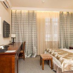 Гостиница Sky Центр Красноярск 4* Стандартный номер с 2 отдельными кроватями фото 3