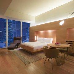 Отель Park Hyatt Seoul 5* Стандартный номер с различными типами кроватей
