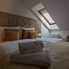 Отель Prague Old Town Residence Номер Делюкс с различными типами кроватей фото 4