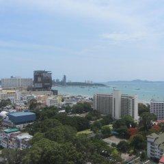 Отель Centric Sea Pattaya Апартаменты с различными типами кроватей фото 17