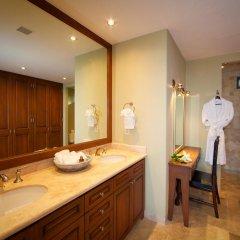 Отель Alegranza Luxury Resort 4* Вилла с различными типами кроватей фото 11