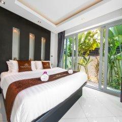 Отель Villas In Pattaya 5* Стандартный номер с 2 отдельными кроватями фото 13