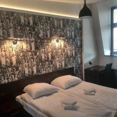 Отель Łódź 55 Стандартный номер с различными типами кроватей фото 3