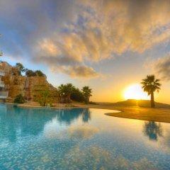 Отель Hal Saghtrija Мальта, Зеббудж - отзывы, цены и фото номеров - забронировать отель Hal Saghtrija онлайн бассейн фото 3
