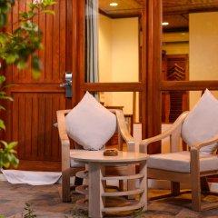 Отель Bandos Maldives вид на фасад