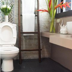 Отель Benyada Lodge ванная фото 5