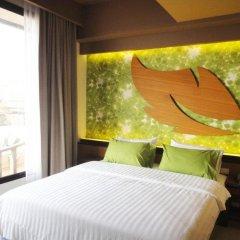 Aleaf Bangkok Hotel 3* Стандартный номер с различными типами кроватей фото 2